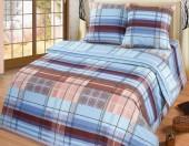 Постельное белье Svit Прима простыня на резинке бязь ГОСТ 1,5-спальное 70х70 см арт.Ромео