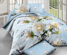 Постельное белье Орхидея Бамбук полисатин 1,5-спальное 70х70 см арт. РТ046