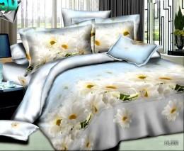 Постельное белье Орхидея Бамбук полисатин 1,5-спальное 70х70 см арт. РТ080