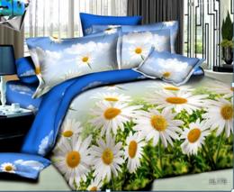 Постельное белье Орхидея Бамбук полисатин 1,5-спальное 70х70 см арт. РТ0179