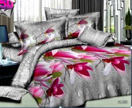 Постельное белье Орхидея Бамбук полисатин 1,5-спальное 70х70 см арт. РТ0262