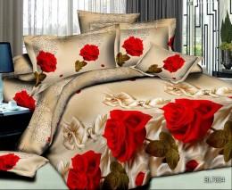 Постельное белье Орхидея Бамбук полисатин 1,5-спальное 70х70 см арт. РТ0831
