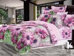 Постельное белье Орхидея бязь 2-спальное 70х70 см арт. Сантана РК-003