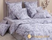 Постельное белье Хлопковый Край Роскошный СЕН-ЖЕРМЕН-1 сатин 1,5-спальное 70х70 см