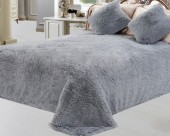 Чехол для углового 3-местн. дивана DO&CO серый