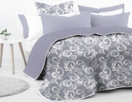 Чехол для дивана 3-местн. DO&CO серый