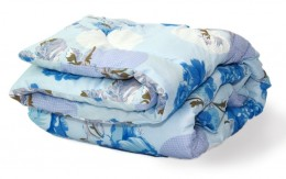 Одеяло ПИЛЛОУ Синтепон теплое 1,5-спальное 140х205 см