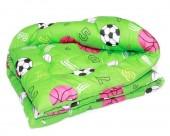 Одеяло детское ПИЛЛОУ Синтепух 100х140 см