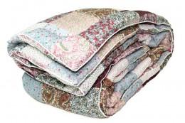 Одеяло ПИЛЛОУ Синтепух теплое 1,5-спальное 140х205 см