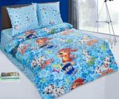 Детское постельное белье АртПостель СКЕЙТБОРД поплин 1,5-спальное 70х70 см