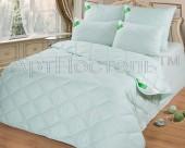 Одеяло АртПостель Soft Collection Бамбук облегченное евро 200х215 см