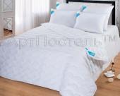 Одеяло АртПостель Soft Collection Лебяжий Пух облегченное 1,5-спальное 140х205 см