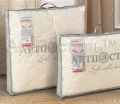 Подушка АртПостель Soft Collection Овечья шерсть, микрофибра средняя 70х70 см