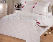 Одеяло АртПостель Soft Collection Верблюжья шерсть облегченное евро 200х215 см