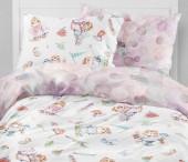Детское постельное белье Mona Liza бязь 1,5-спальное 70х70+50х70 см СОВЯТА