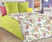 Детское постельное белье Svit бязь ГОСТ 1,5-спальное 70х70 см СОВЯТА
