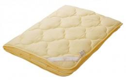 Одеяло Миромакс Козья шерсть тик 2-спальное