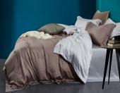 Постельное белье Famille Тенсель арт. ТР-31 2-спальное 4 наволочки
