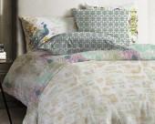 Постельное белье Mona Liza Japanese ранфорс 1,5-спальный 70х70 арт.Haze
