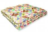 Одеяло ПИЛЛОУ Ватное Эко теплое 1,5-спальное 140х205 см