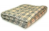 Одеяло ПИЛЛОУ Ватное теплое 1,5-спальное 140х205 см