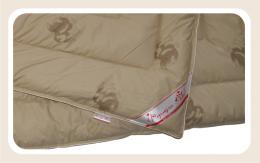 Одеяло из верблюжьей шерсти Формула Мод теплое евро 200х215 см
