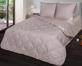 Одеяло из верблюжьей шерсти АртПостель Camel облегченное 1,5-спальное 140х205 см