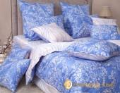 Постельное белье Хлопковый Край Роскошный ВЕРСАЛЬ-2 сатин 2-спальное 70х70 см