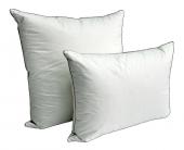 Подушка Dargez ВИЛЛАРС, средняя, белый пух 1 категории, перкаль 50х70 см