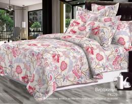 Постельное белье Орхидея бязь 1,5-спальное 70х70 см арт. Вирджиния РК-029
