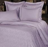 Постельное белье Mona Liza Royal ВОЛНА ЛАВАНДА-09 жаккард 1,5-спальный 70х70 см