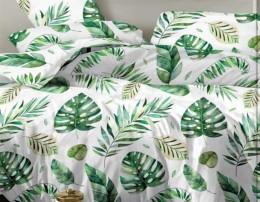 Чехол для дивана трехместный Arya зеленый