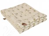 Одеяло ГолдТекс ЗОЛОТАЯ ОСЕНЬ овечья шерсть, тик всесезонное 1,5-спальное 140х205 см