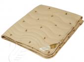 Одеяло ГолдТекс ЗОЛОТОЙ ВЕРБЛЮД, тик всесезонное 1,5-спальное 140х205 см