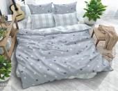 Постельное белье Svit New Line бязь ГОСТ 1,5-спальное 70х70 см арт.Звездный синий